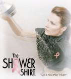 Mastectomy Drains Protection Shower Shirt image