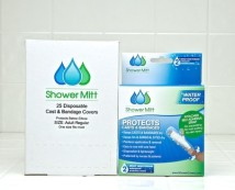 arm cast shower cover Shower Mitt product