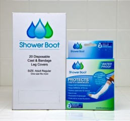 Leg Cast Cover Shower Boot product