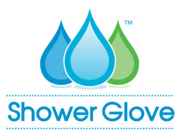 waterproof arm cast cover Shower Glove logo