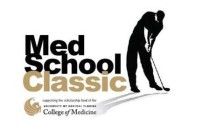 waterproof cast protector Med School Classic logo
