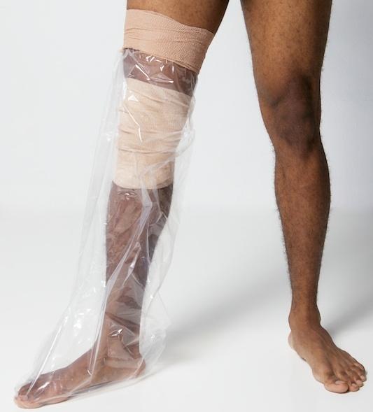 Leg Cast Cover Shower Boot Patient